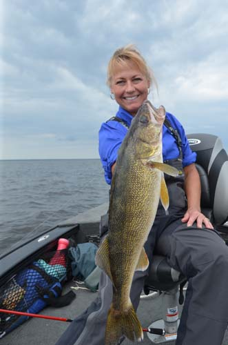 Stay at The Hill Motel in Squaw Lake Minnesota and fish for walleye on dozens of area lakes.